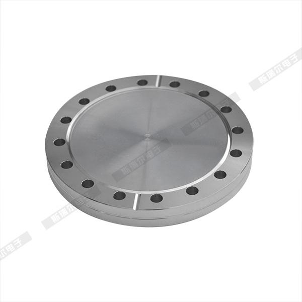 CF真空螺孔盲板